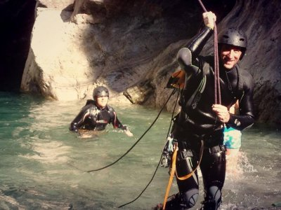 Mountain Friends Canyoning