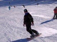 Snowboard a Bresso