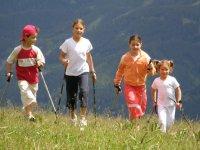 Children and Nordic Walking