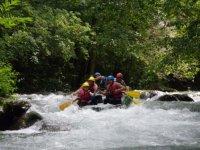 Rafting con Gaia
