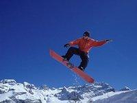 Adrenaline jump