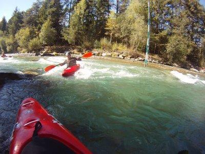 Raftingtovi Kayak