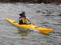 una gita in kayak
