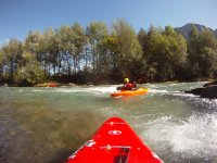 kayak, una passione