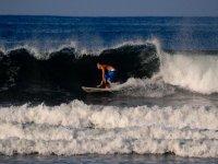 Adrenalina sulle onde di Ragusa