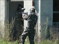 Paintball vicino a Trieste