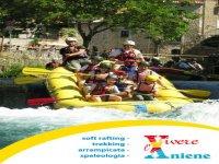 Avventure sul fiume Aniene