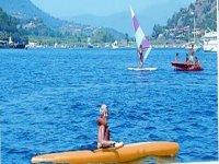 Kayak tour around the island