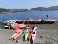 noleggio canoe al nauticlub