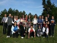 Nordic walking in gruppo