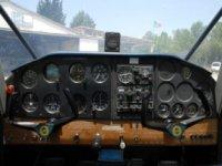 Ai posti di pilotaggio