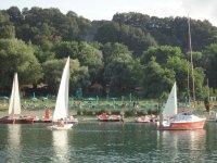 Il lago di Martignano