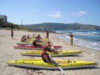 kayaking in costiera amalfitana