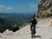 Mountainbike in Sardegna
