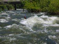 Hydrospeed nel fiume!