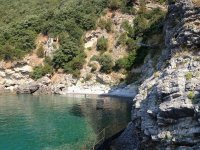 The national park of Cilento