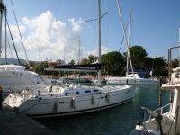 Motor boats or sail