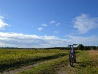 Pronto per la pedalata nella natura?