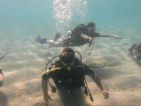 corsi di immersioni