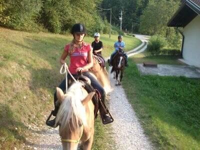Trekking a cavallo 5 hore piu pranzo