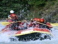 Adrenaliniche Discese Con Il Rafting