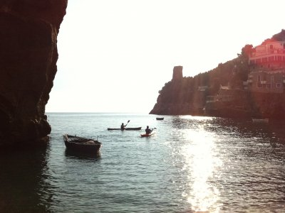 Windsurf Kayak Praiano