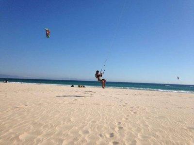 Natural Kite experience in Tarifa