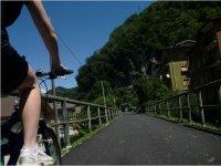 Bicicletta in Val Brembana