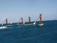 Paddle surf in Lecce