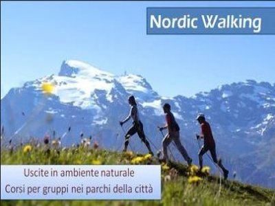 Mountain and Fitness Nordic Walking