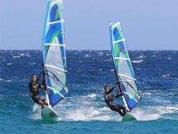 Windsurf in Liguria