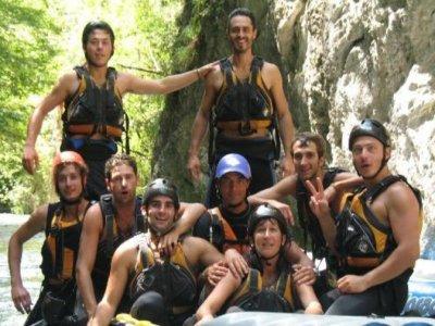 Rafting Umbria Canoa
