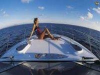 Sitting on board