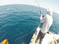 fishing in alto mare