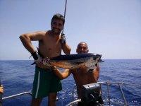 pesca vittoriosa