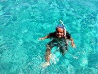 avrete la possibilita di fare snorkeling