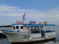 la barca del pescaturismo