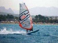 Windsurfing courses in San Vito lo Capo