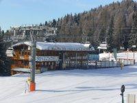 Ski school headquarters