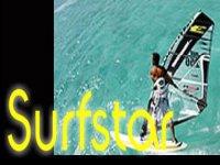 Board and sail-Windsurf