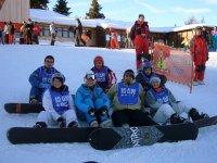 Corsi snowboard