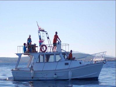 Alpha Diving Center Escursione in Barca