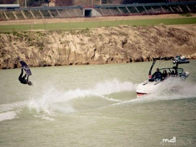 Parco del Tevere Wakeboard