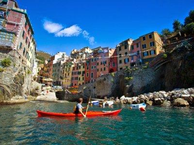 5 Terre Diving Kayak