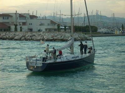 King Sail Vela