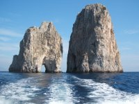 to Capri island