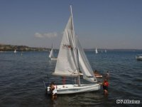 Lessons on Bracciano Lake
