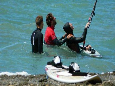Corso base di kitesurf, 2 ore a La Spezia