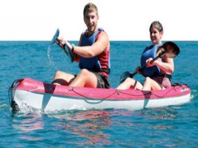 Surfsegnana Kayak