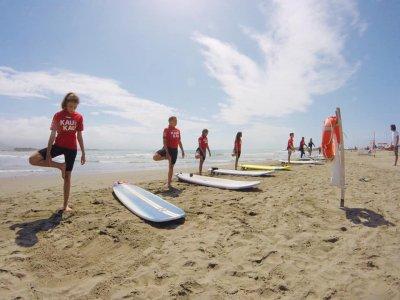 Corso di surf per principianti a Ameglia 2 lezioni